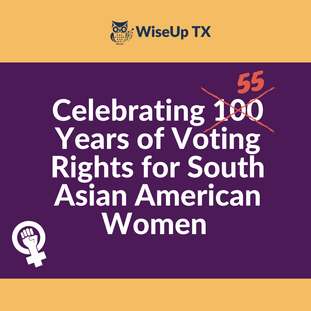 100 Years of Voting for Women