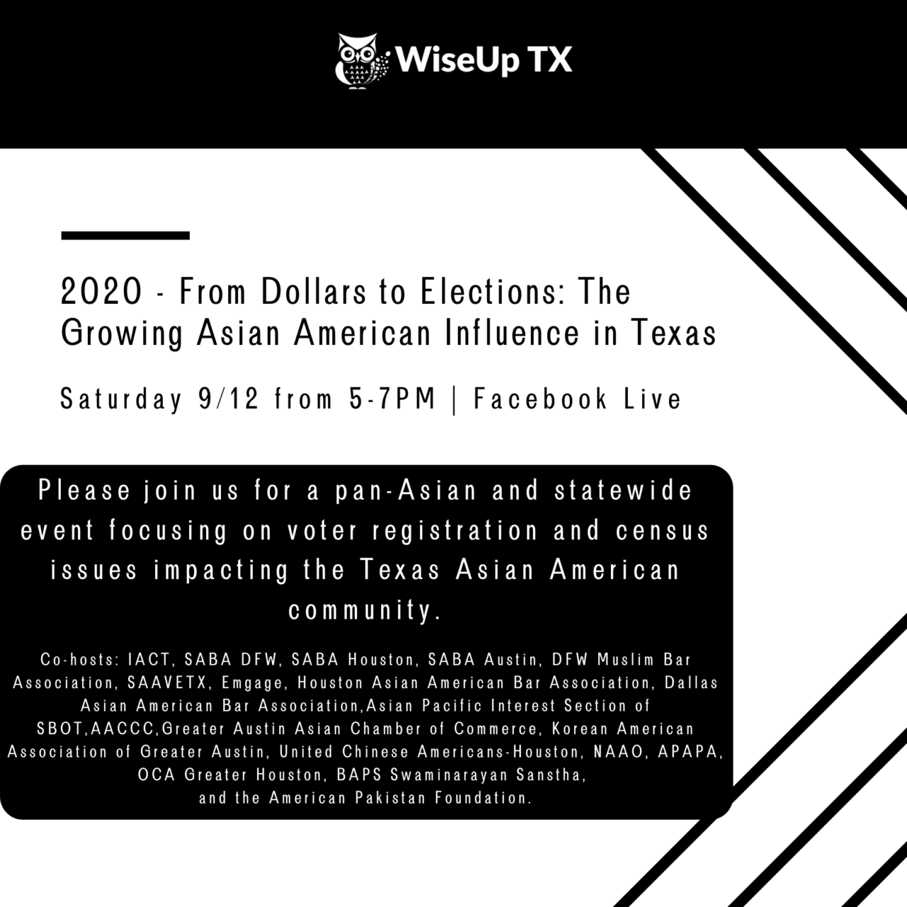 https://www.wiseuptx.org/wp-content/uploads/2020/09/2020-From-Dollars-to-Elections-1280x1280.png