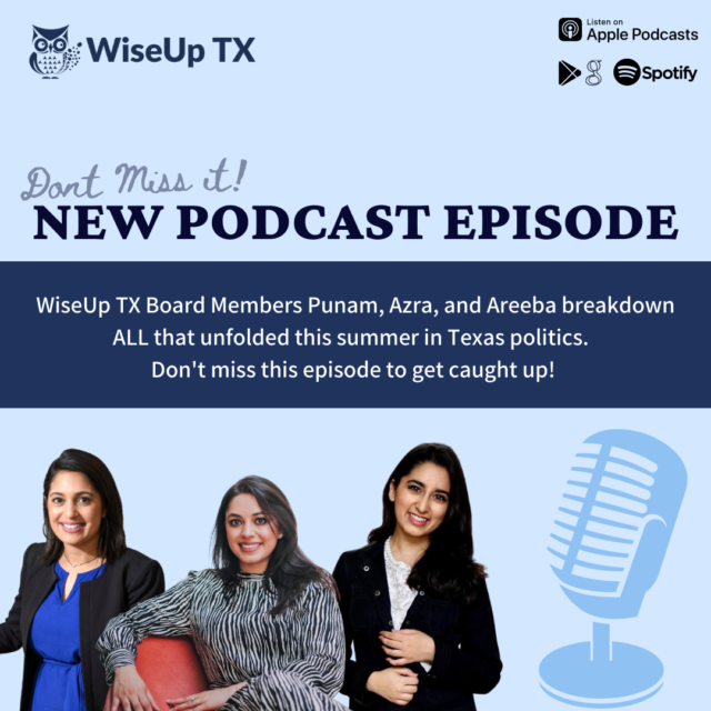 We're Back with Updates on New Texas Laws
